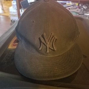 59 Fifty NY Yankees Fitted Hat